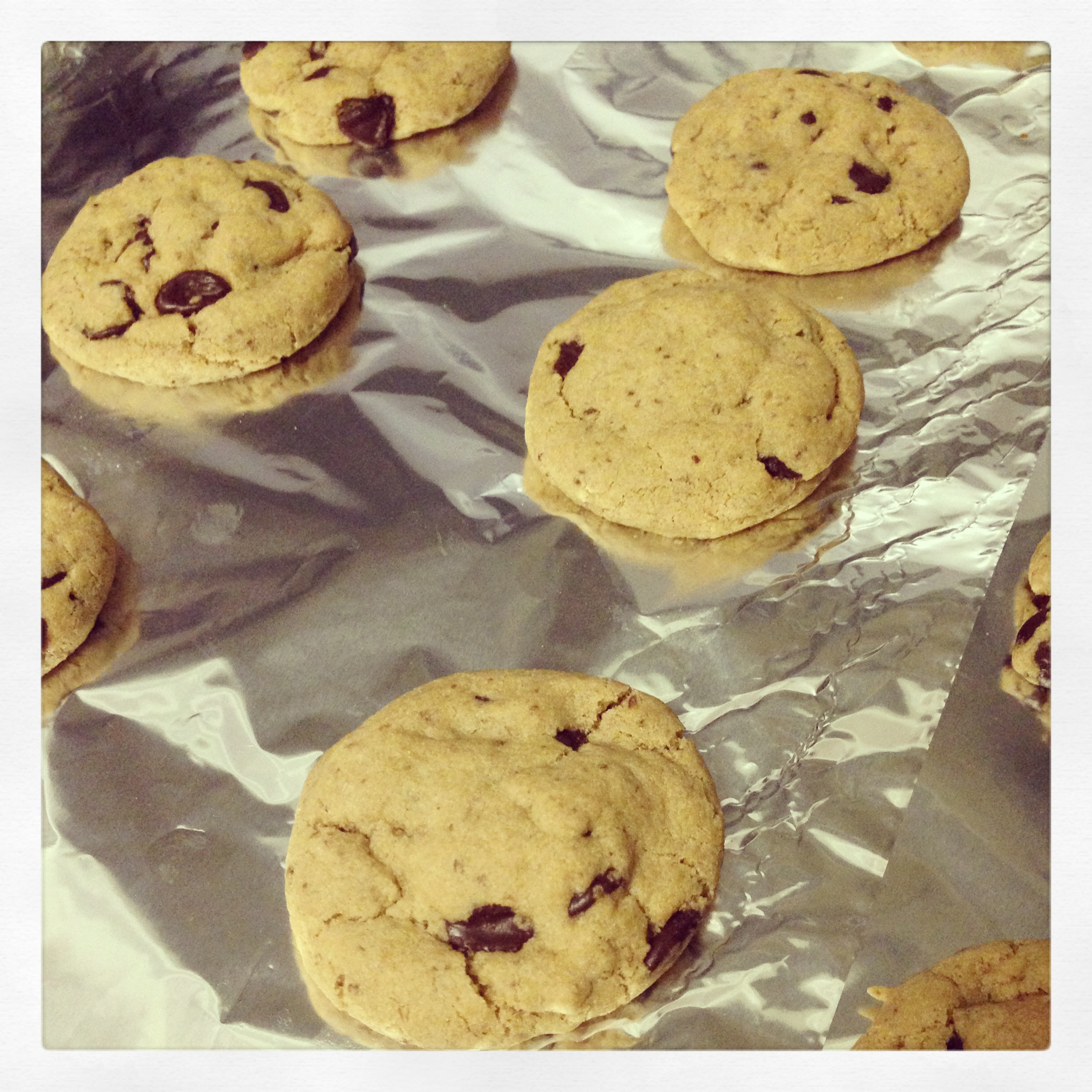 The only chocolate chip cookie recipe